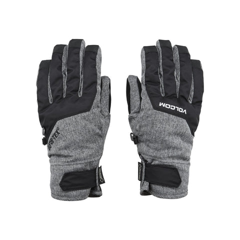 VOLCOM CP2 GORE TEX SNOWBOARD GLOVES - HEATHER GREY - 2018