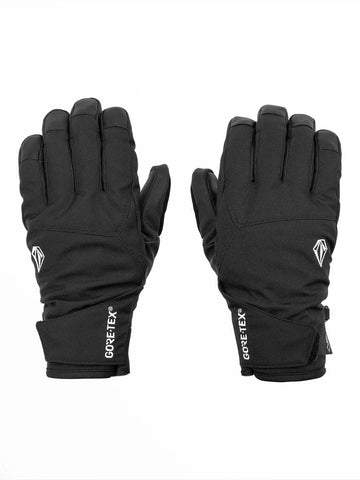 VOLCOM CP2 GORE TEX SNOWBOARD GLOVES - BLACK - 2020 - Boardwise