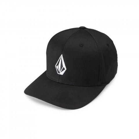 VOLCOM FULL STONE CAP - BLACK