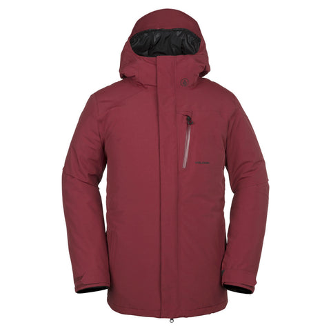 VOLCOM L GORE-TEX SNOWBOARD JACKET - RED - 2019 - Boardwise