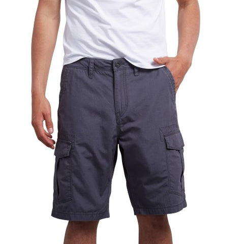 VOLCOM MITER II CARGO SHORTS - CHARCOAL - 2018 - Boardwise