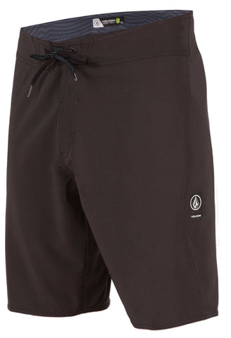 VOLCOM LIDO SOLID MOD 20 SHORTS - BLACK - 2018