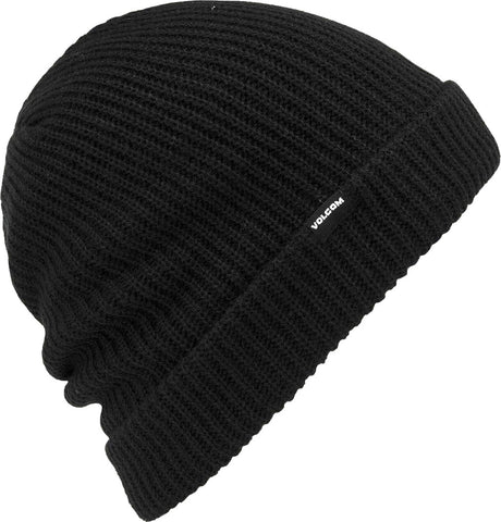 VOLCOM SWEEP LINED BEANIE - BLACK - 2019 - Boardwise