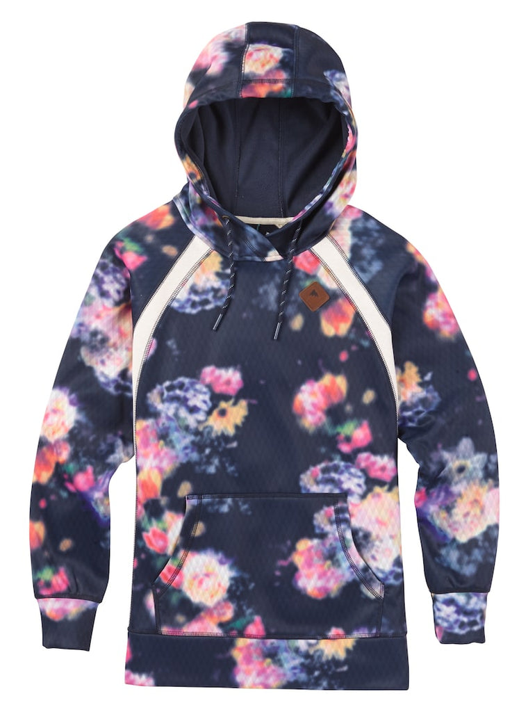 a0269f2fa BURTON WOMENS HERON PULLOVER HOODIE - PRISM FLORAL - 2018