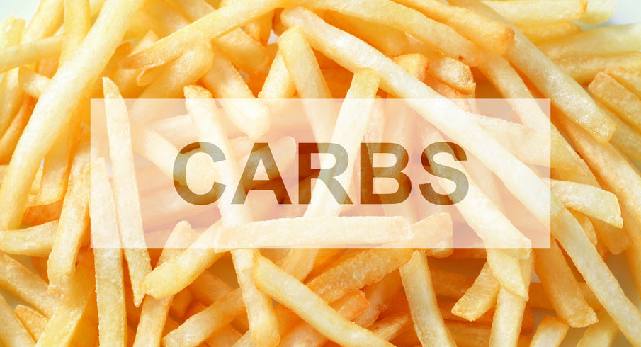 Carbohydrates, All the good stuff ...