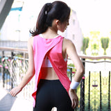 Vest-Blouse Sport Tops - 5 Colors available-Beyond Athlete