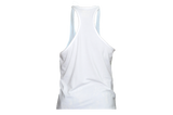 Beyond Athlete - Men Aesthetics Tank - White Snow
