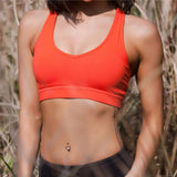 Caged Racerback Sports Bra - 3 Colors available-Beyond Athlete