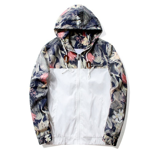 Grandwish Floral Bomber Jacket - 6 Colors available-Beyond Athlete