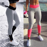 Double Top Bottom Color Leggings - 2 Colors available-Beyond Athlete