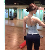 Backless Strings Tank Top - 3 Colors available-Beyond Athlete