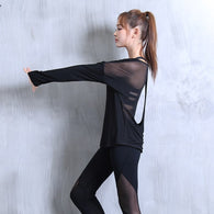 Fitness Outer Long Sleeve-Beyond Athlete