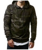 Military Men Hoody - 2 Colors available-Beyond Athlete