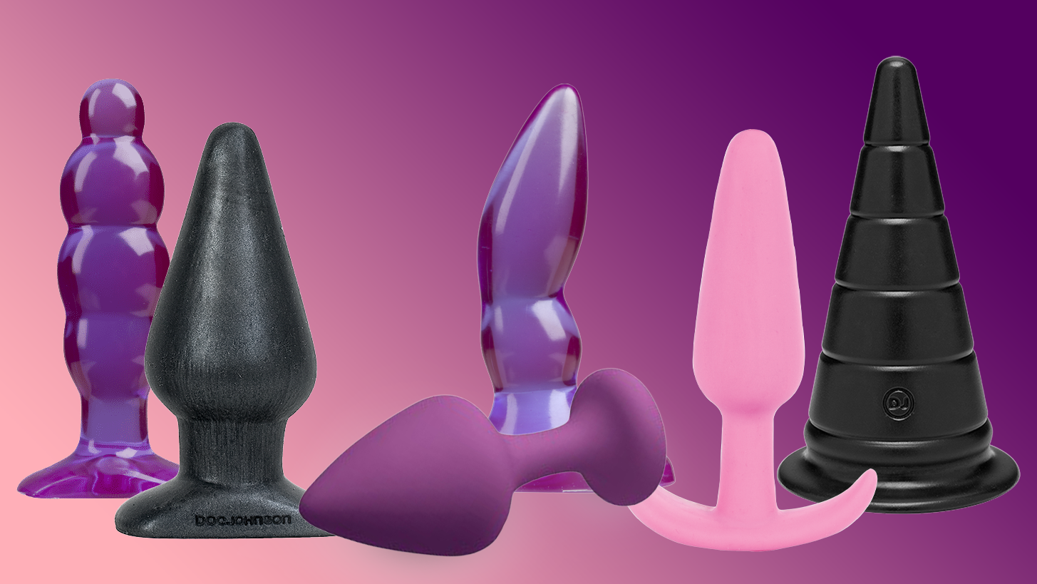 Guide To Anal Sex Toys & Butt Plugs