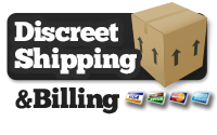 Discreet Shipping and Billing