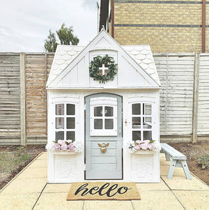 Dazzle Me! Playhouse Makeover