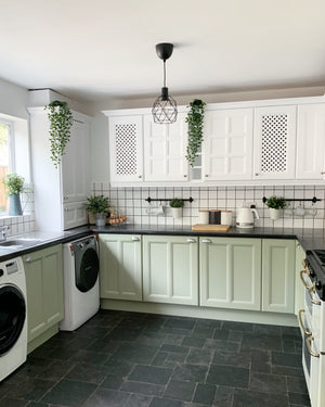 Wise Old Sage Kitchen Upcycling Project