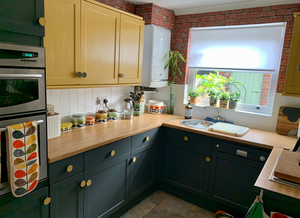 Smudge Kitchen Makeover