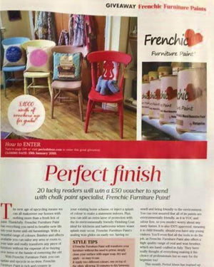 Frenchic Make The Press
