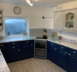 Hornblower Kitchen Transformation