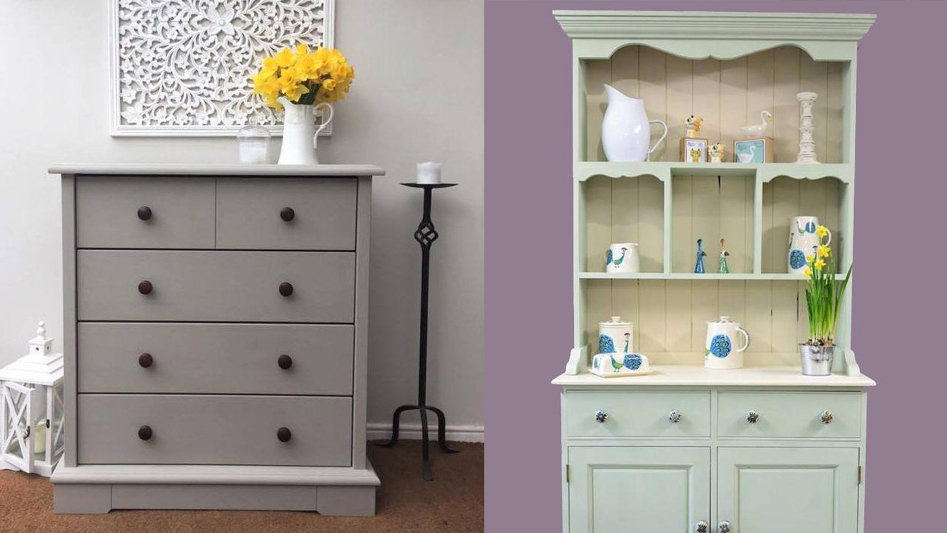How To Paint Your Pine Furniture With Chalk Paint Fenchic Frenchic Furniture Paint