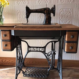 Loof Sewing Machine Transformation