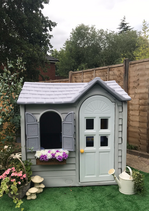 Swanky Pants Wendy House Makeover