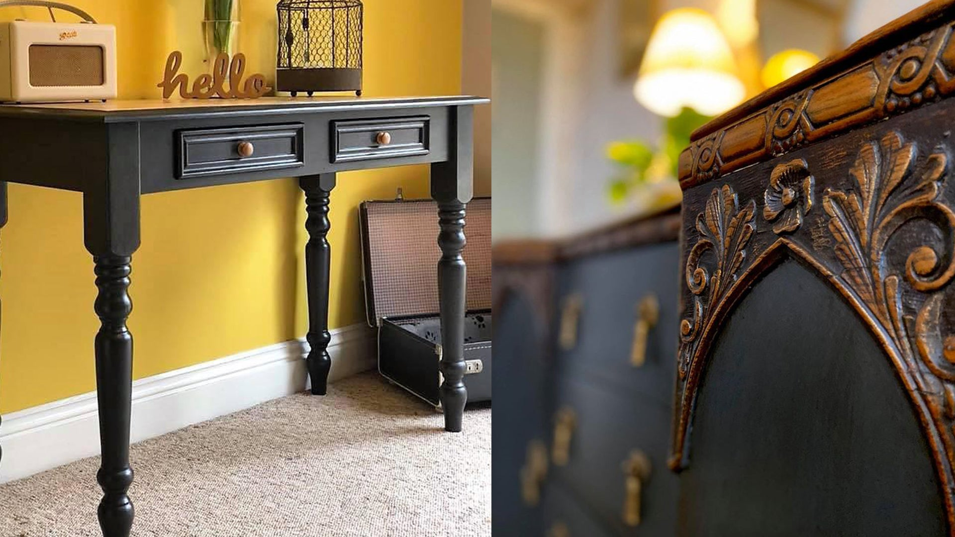 Upcycle Your Furniture with Chalk Paint in 8 Steps