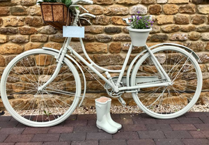 Wise Old Sage Bicycle Upcycling Project