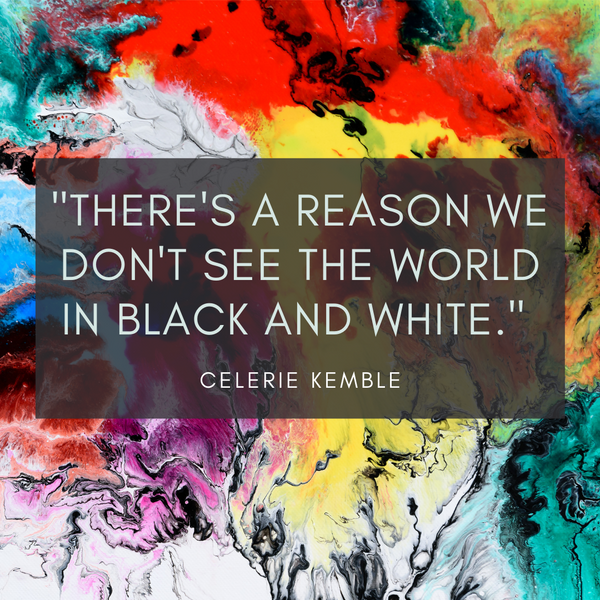 The world in black and white – Celerie Kemble