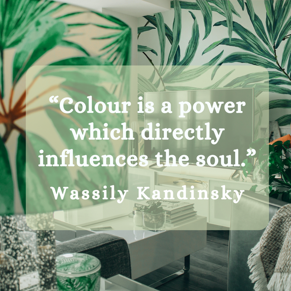 Colour is a power ― Wassily Kandinsky