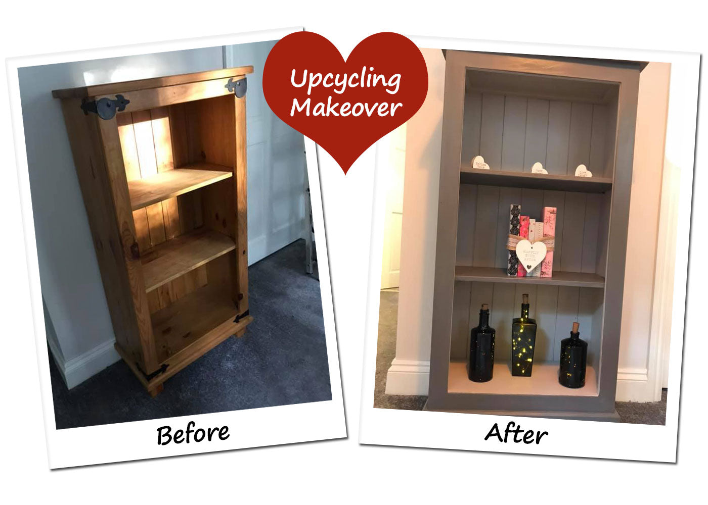 Bookcase Frenchic Furniture Paint