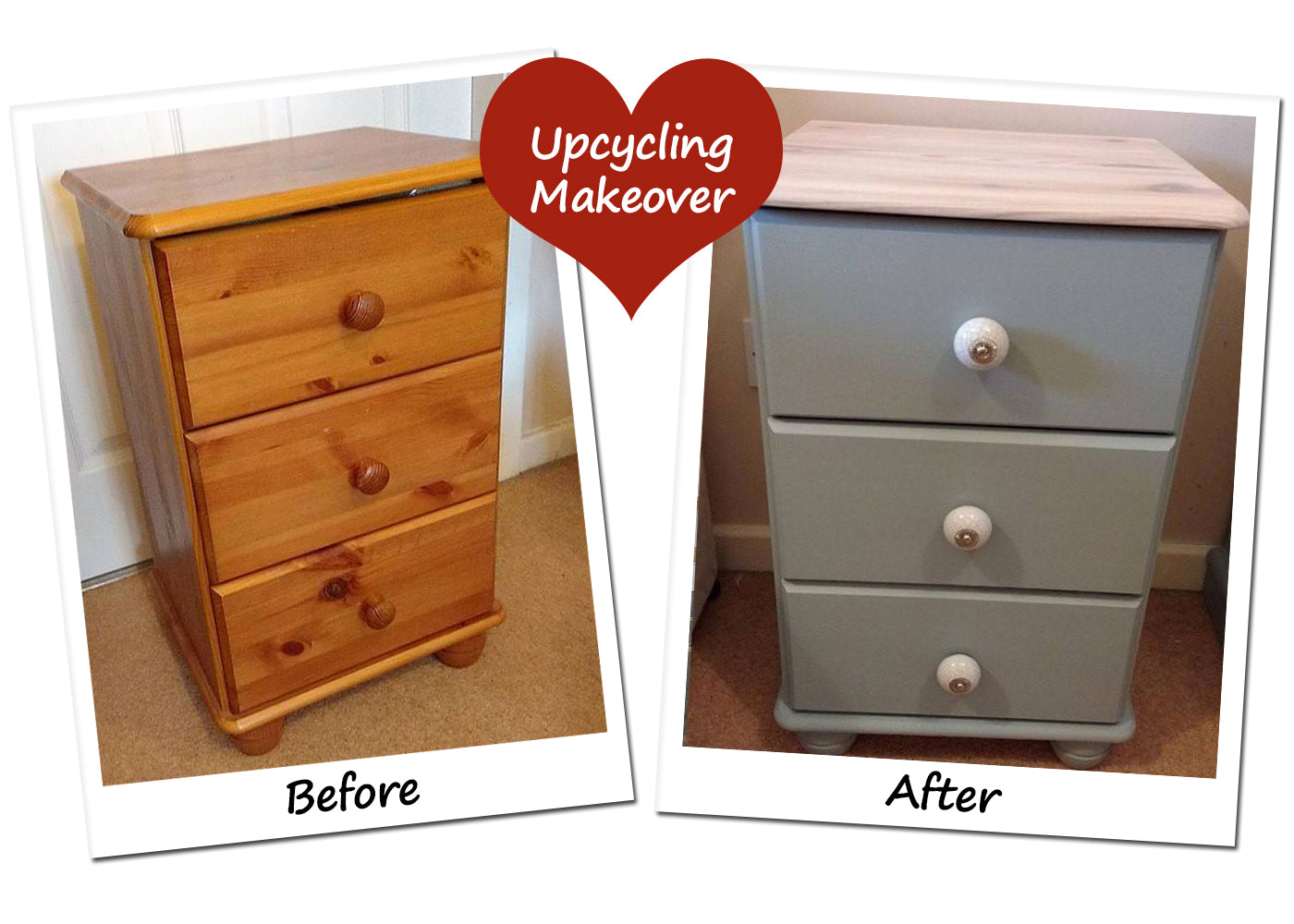 Pine Cabinet Frenchic Furniture Paint