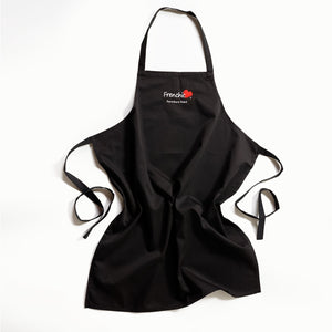 Embroidered Name Apron