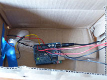 Arduino in box