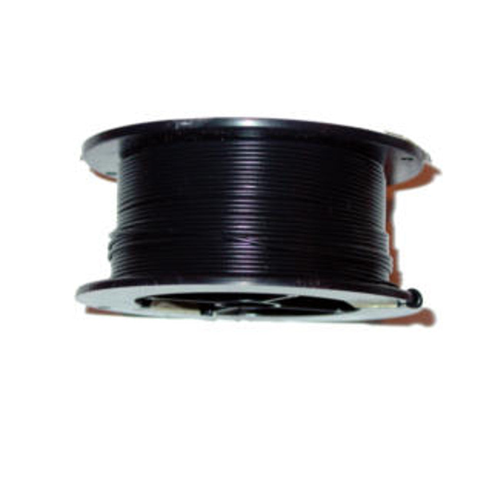 Black 22 AWG Wire 100'