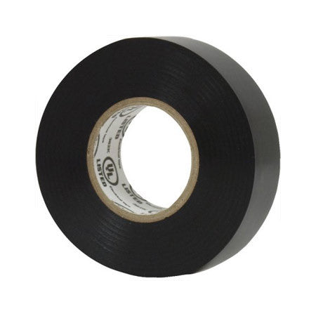 GE 18160 Black PVC Electrical Tape