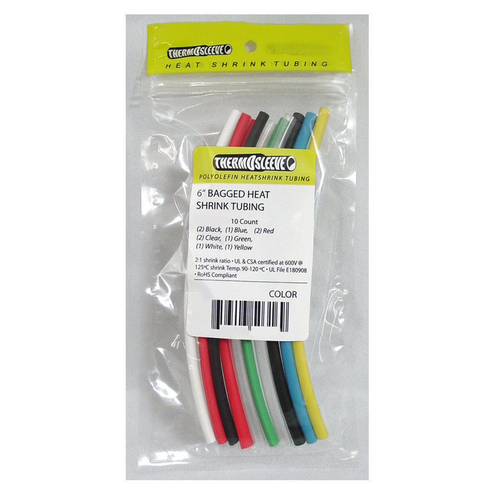 Heat Shrink Tubing 1/8""