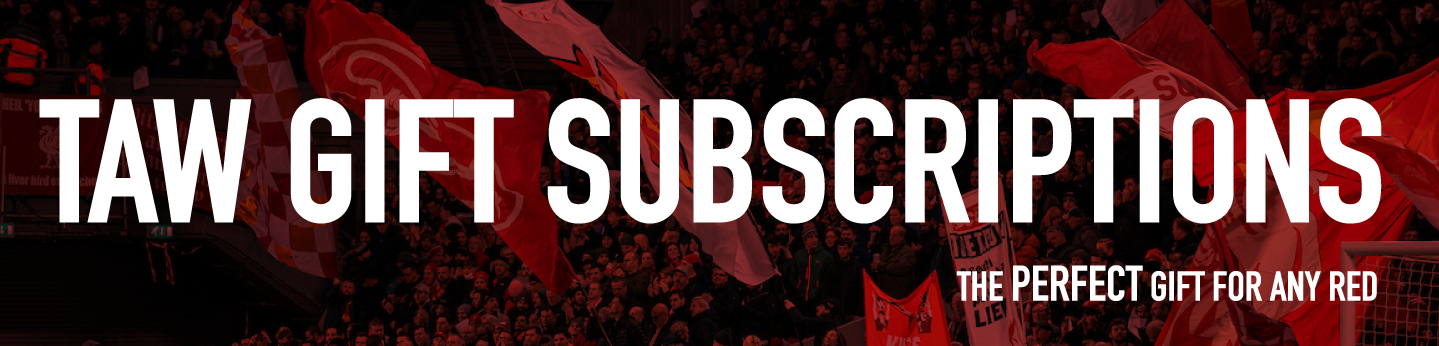 TAW Gift Subscriptions - The Perfect Gift For Any Red