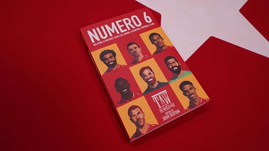 Signed Copy of Numero 6
