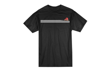 White Stripes Up The Reds T-Shirt