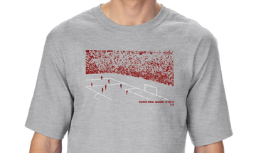 Origi v Madrid T-shirt