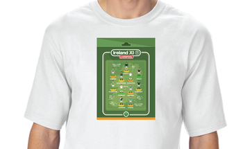 Liverpool Ireland XI T-shirt