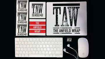 TAW Office Pack: Mouse mat and coasters