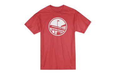 SPION KOP RED UP THE REDS T-SHIRT
