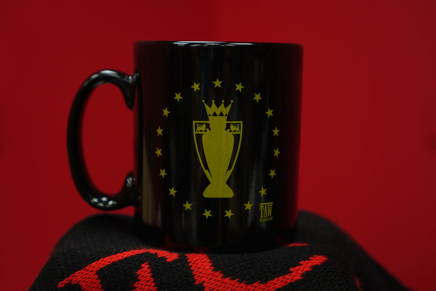 Liverpool Premier League Champions Mug