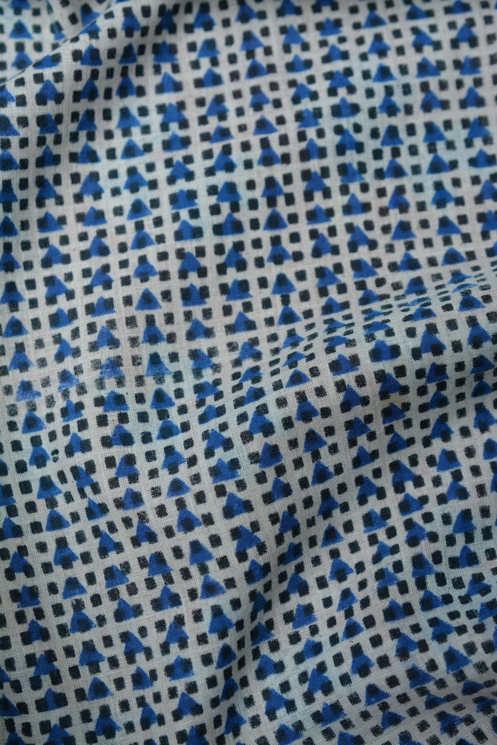 Yellow printed kurta. - metaphorracha