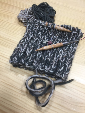 Taller de punto, Knitting classes
