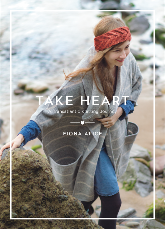 Take heart: A Transatlantic knitting journey