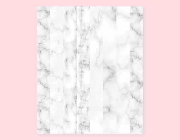 MARBLE PATTERN STRIPES STICKERS